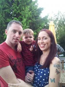 Justin, Colton, and Dominica